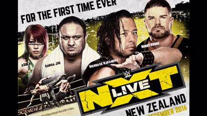 WIN TICKETS TO WWE® NXT® LIVE