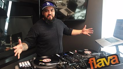 WATCH: DJ Manchoo LIVE IN THE MIX for THROWBACK THURSDAY!