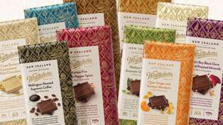 Whittaker's Just Released New NZ Themed Chocolate Flavour!