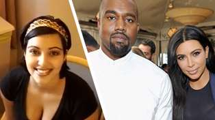 WATCH: Kanye West's Touching Throwback Video for Kim's Birthday to Honor Her Father