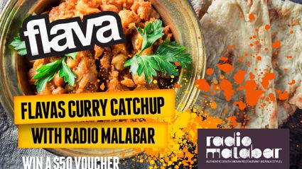 Flavas Curry Catch Up
