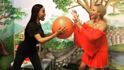WATCH: Beyonce, Kelly Rowland and Michelle Williams SLAY the Mannequin Challenge