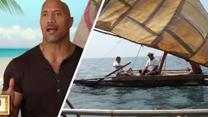 WATCH: How the Pacific Islands Gave 'Moana' Life
