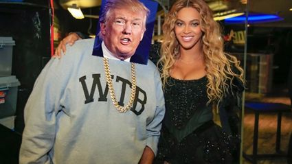 Donald Trump Doesn't Know How to Say 'Beyonce' and it's Hilarious