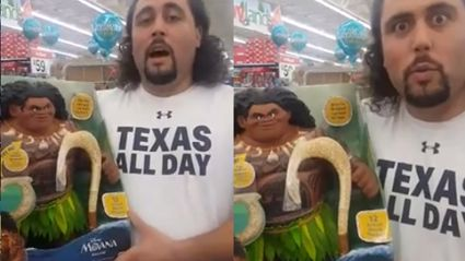 WATCH: This Guy Get Mad AF at the People Who Can't Pronounce 'Moana'