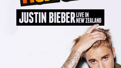 Flava Welcomes Justin Bieber Back To New Zealand!