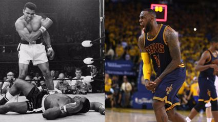 LeBron James producing Muhammad Ali documentary for HBO