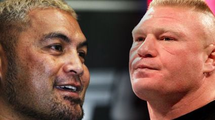 Brock Lesnar given one year suspension and fined US$250,000!