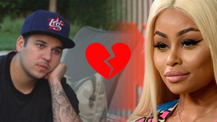 Blacc Chyna has left Rob Kardashian brokenhearted before Christmas