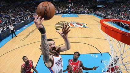 Steven Adams proving his worth his biggest month of stats so far