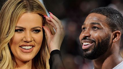 Khloe Kardashian can now call her BF Tristan Thompson Dad