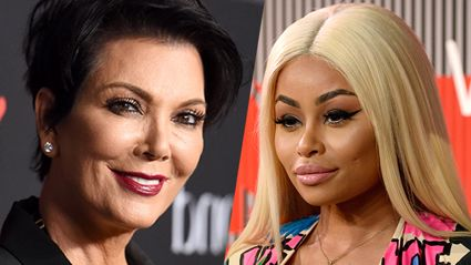 What Kris Jenner's done to get Blac Chyna to leave the family