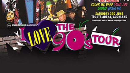 Flava presents I Love The 90's