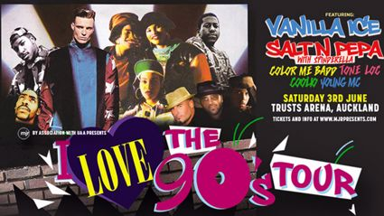 Flava presents I Love The 90's