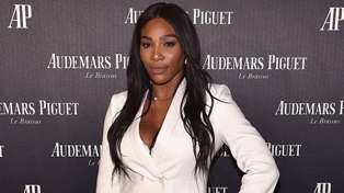 Serena Williams announces that she is engaged hours after touching down in New Zealand