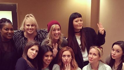 Rebel Wilson and the Barden Bellas are back for Pitch Perfect 3