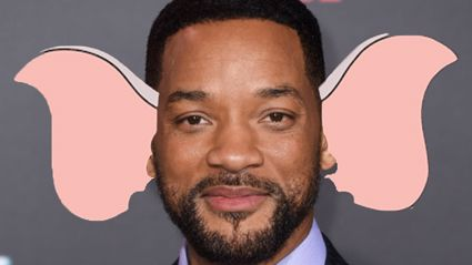 Will Smith on board for the live action adaption of 'Dumbo'