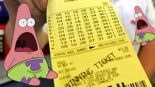 Man found $1 Million dollar lotto ticket after a clean out