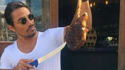 Salt bae Instagram may just send the ladies into a frenzy