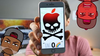 iPhone emoji message prank crashes phones with a single text