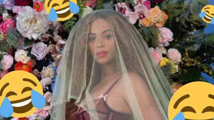 The celebs who Lost It When Beyonce Announced She Was Pregnant With Twins