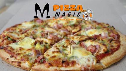 Pizza Magic Fridays