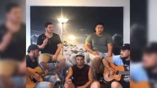 WATCH: Sons of Zion Facebook live jam is straight fire!
