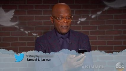 Whoopi Goldberg and Samuel L Jackson savaged by Twitter fans on Mean Tweets