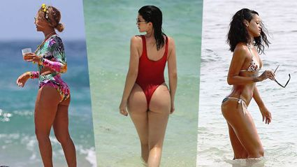 Guess the celebrity booty!