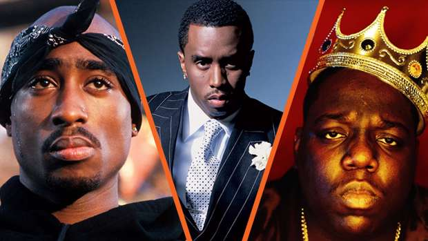 Diddy And Tupac