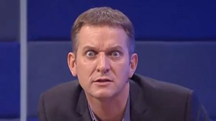 The internet is rinsing Jeremy Kyle for the mistake he made on TV