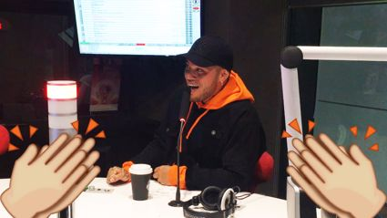 WATCH: Stan Walker sings his favourite Lion King song and WE WANT MORE!