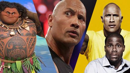 """QUIZ: Which Dwayne """"The Rock"""" Johnson character are you?"""