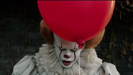 WATCH: The new trailer for 'IT' just dropped and NOPE, we're good!