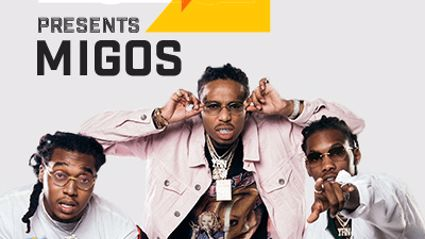 MIGOS live in New Zealand