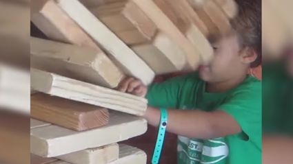 CHALLENGE: We challenge you! Try not to laugh while watching this video!