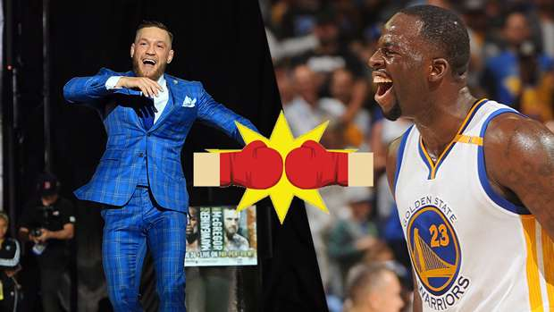 lowest price 12fbe c5979 Conor McGregor just gloriously destroyed an NBA Champ and ...