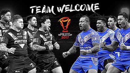PICS: RLWC Team Welcome at the Viaduct