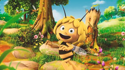 Mum spots p**** hidden in Netflix kids show 'Maya the Bee'