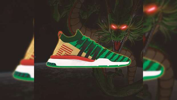 separation shoes b622e c917d Adidas have released their entire Dragon Ball Z collection and its SEKI AF!