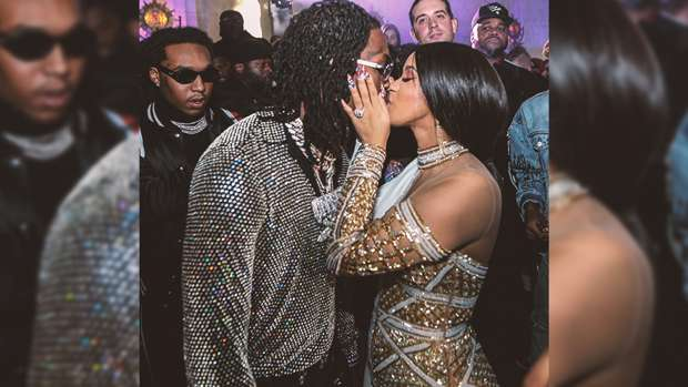 Offset Gets Cardi B Name Tattoo: Cardi B Opens Up About Offset Cheating On Her