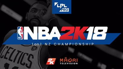 The NBA 2K18 1V1 NZ Championship is HERE