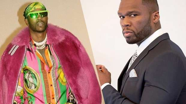 50 Cent publicly humiliates 2 Chainz after he is forced to