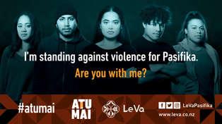 Atu-Mai: Standing together against violence