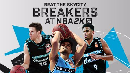The NBA 2K18 1V1 NZ Championship is HERE