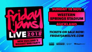 FRIDAY JAMS LIVE 2018