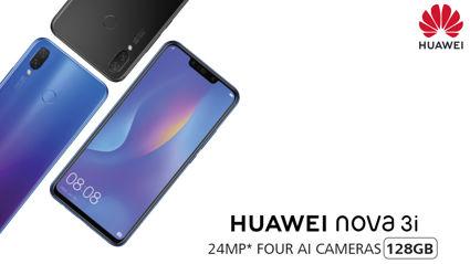 Score A New Huawei Nova 3i