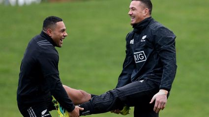 SBW breaks stereotype - men can actually multi-task!