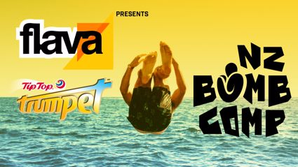 NZ BOMB COMP 2019 - SUPPORTED BY FLAVA