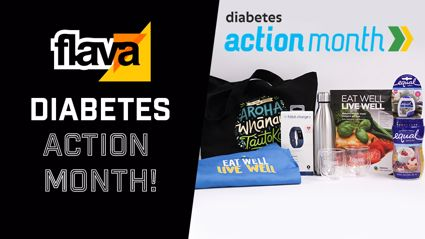 GIVEAWAY: Diabetes Action Month!